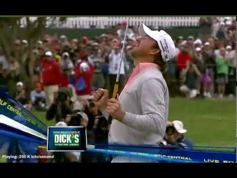 Graeme McDowell Wins U.S Open