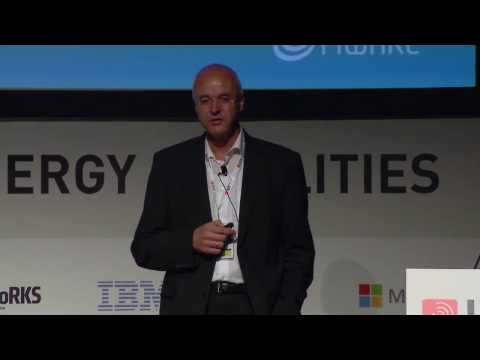 FIWARE: Towards an Open IoT- Enabled Industrial Data Space - Ulrich Ahle, FIWARE Foundation