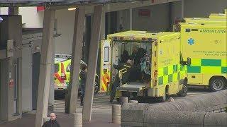 NHS winter crisis deepens