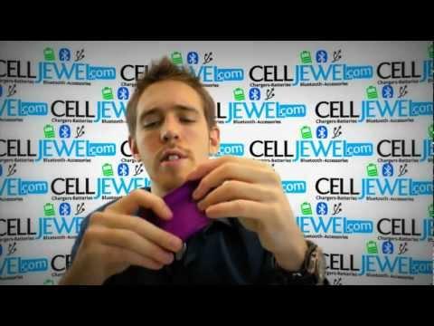 CellJewel.com - HTC Desire C /Wildfire C /Golf Purple Snap On