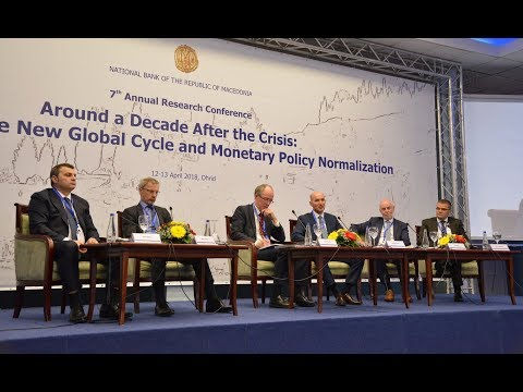 Governors' Panel: Heading to the New Global Cycle and Monetary Policy Normalization