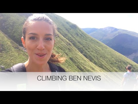 CLIMBING BEN NEVIS (highest Mountain In The UK) + WHAT TO TAKE AND WEAR
