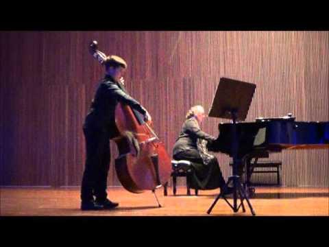 2016 Galicia Graves Double bass Competition/Iago López