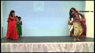 Prajna Children Performance of Swadesh song