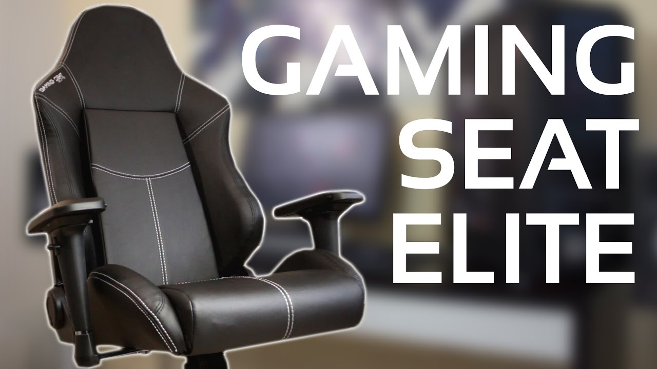 Fauteille Gamer Je Change De Fauteuil Gaming Seat Elite