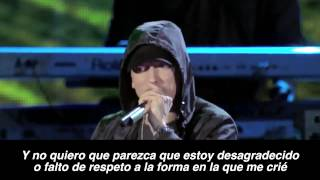 Download Eminem Ft.Sia - Guts Over Fear Live HD (Subtitulado Español) MP3 song and Music Video
