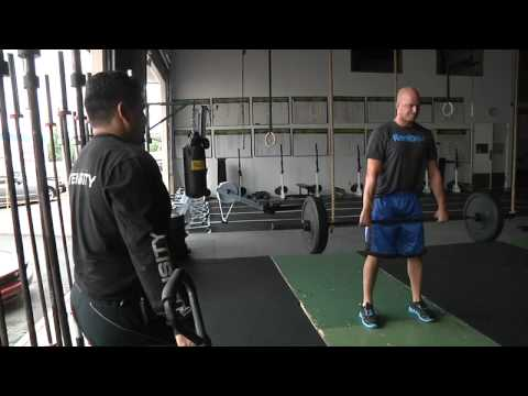 CrossFit - Transforming an NFL Quarterback with Matt Hasselbeck and Dan Cerrillo