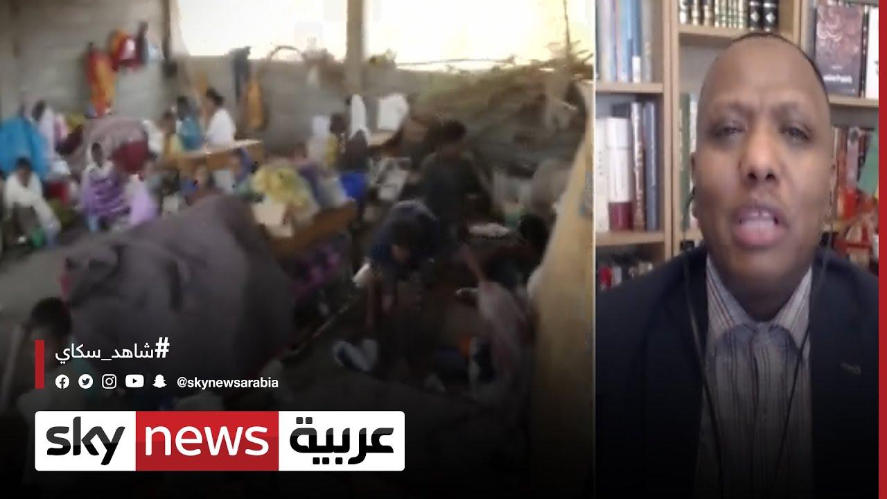 ياسين أحمد: لم يصدر في البيان أي تلميح بوقف المساعدات الأميركية لإثيوبيا  - نشر قبل 4 ساعة