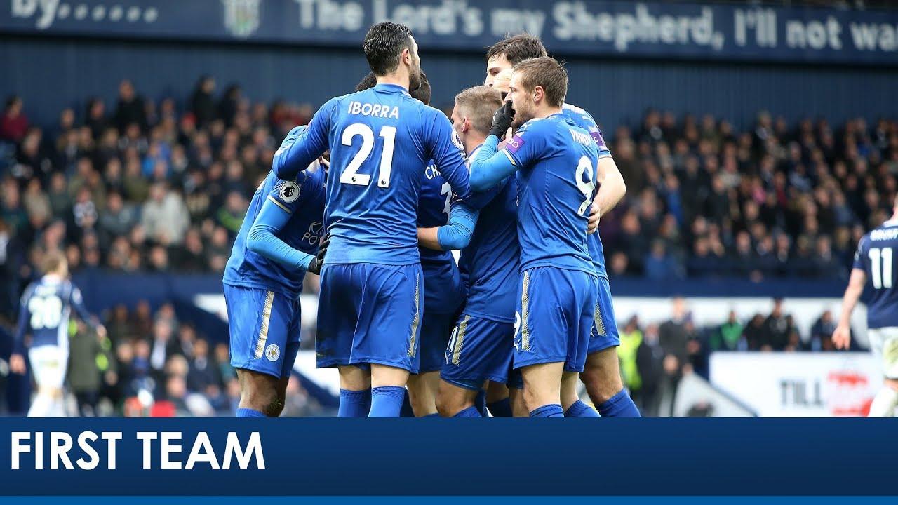 689e02748 Goal Of The Season Contenders | 2017/18 | Leicester City - YouTube
