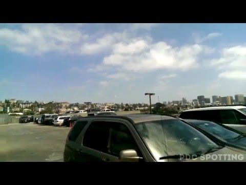 (KSAN) San Diego Arrivals