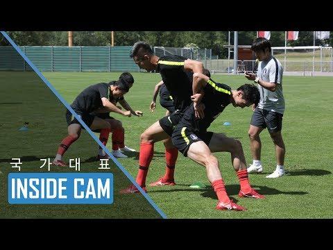 버텨! 버텨! 월드컵 대표팀, 막강 체력 끌어올리기 | 러시아 월드컵 EP.17