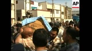 WRAP Violence in Ramadi, Samarra, Baghdad, plus Sadr City demo