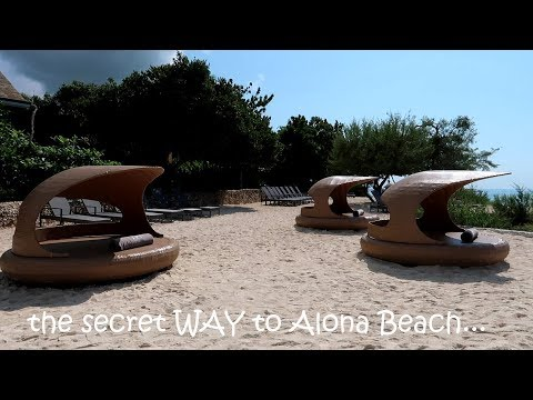 ALONA BEACH PANGLAO BOHOL PHILIPPINES | THE SECRET REVEAL