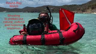 Round Bay Watch Anchor