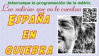 España en quiebra