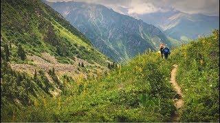 Похід на Хатину Рацека (Ак-Сай) Ала-Арча - Киргизстан 2017