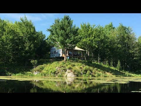 Canadian Wilderness Off Grid Living
