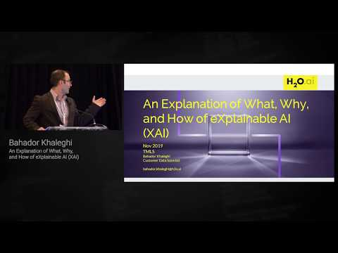 An Explanation of What, Why, and how of Explainable AI (XAI) | Bahador Khaleghi