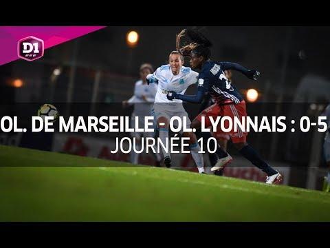 J10 : Olympique de Marseille - Olympique Lyonnais (0-5), le résumé