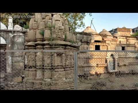 The Rudra Mahalaya - 1000 year Old Historical Monument at Siddhpur city in Patan.