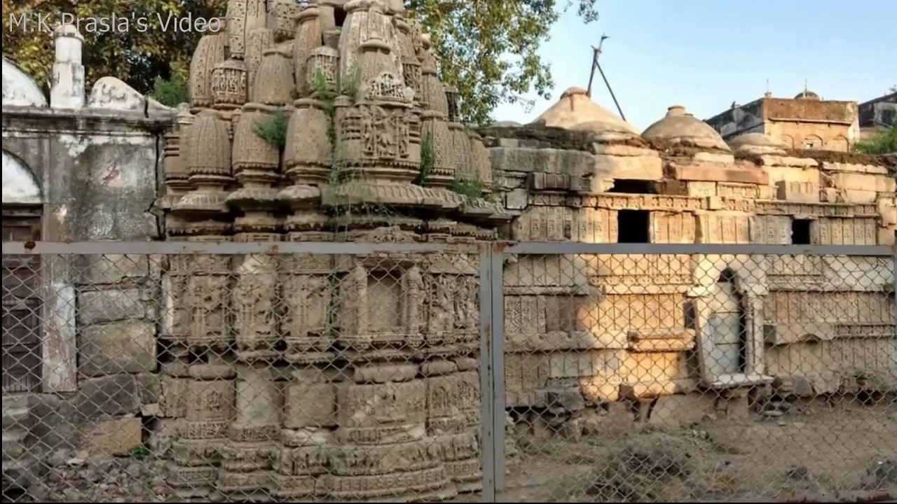 The Rudra Mahalaya Built During 943 To 1140 AD.  - 1000 year Old Historical Monument