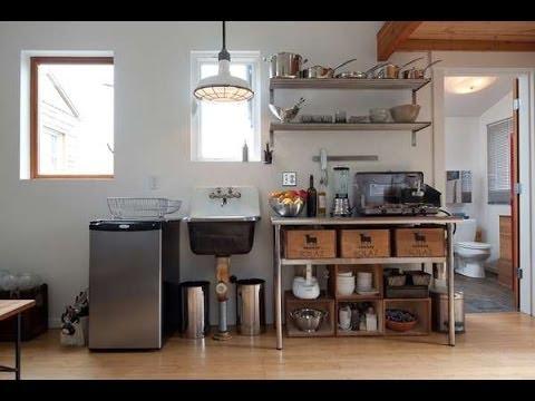 Как сделать дачный домик из гаража смотреть в хорошем качестве