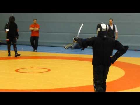 Swordfish 2013 Sabre: Norberg vs Brzezinski