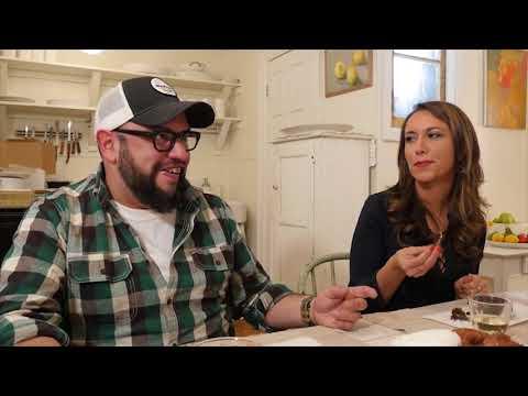 D.C. Benny Comedy Kitchen Trailer