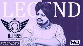 DJ SSS - Legend - Sidhu Moosewala - Dholmix