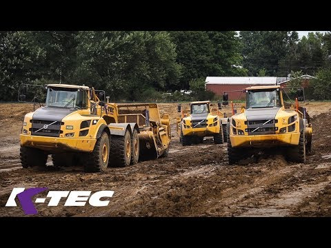 Saving Earthmoving Costs, One Dollar At A Time