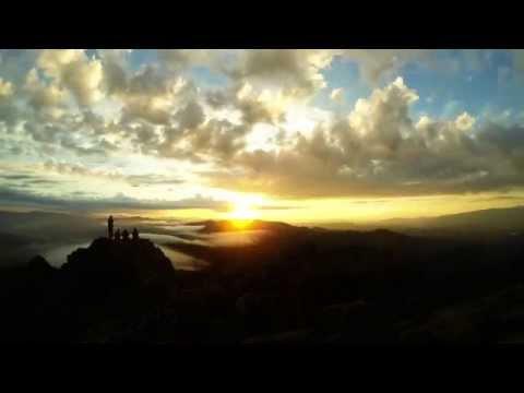 Pilot Rock Sunrise Timelapse - Ashland Oregon (Low Quality)