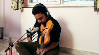 Raga Desh - Alapana - Tejas Mallela - Carnatic Indian Classical Violin