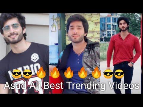 Asad Ali With His Friends ||Best Trending Videos ||Must Watch  ||Tiktok Trends||¥¥ Trends×World¥¥
