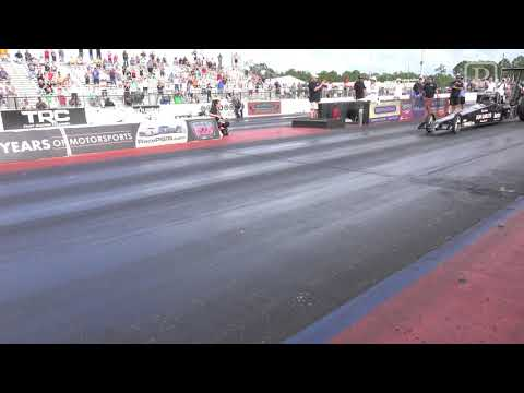 Garlits Sets Electric Dragster Speed Record