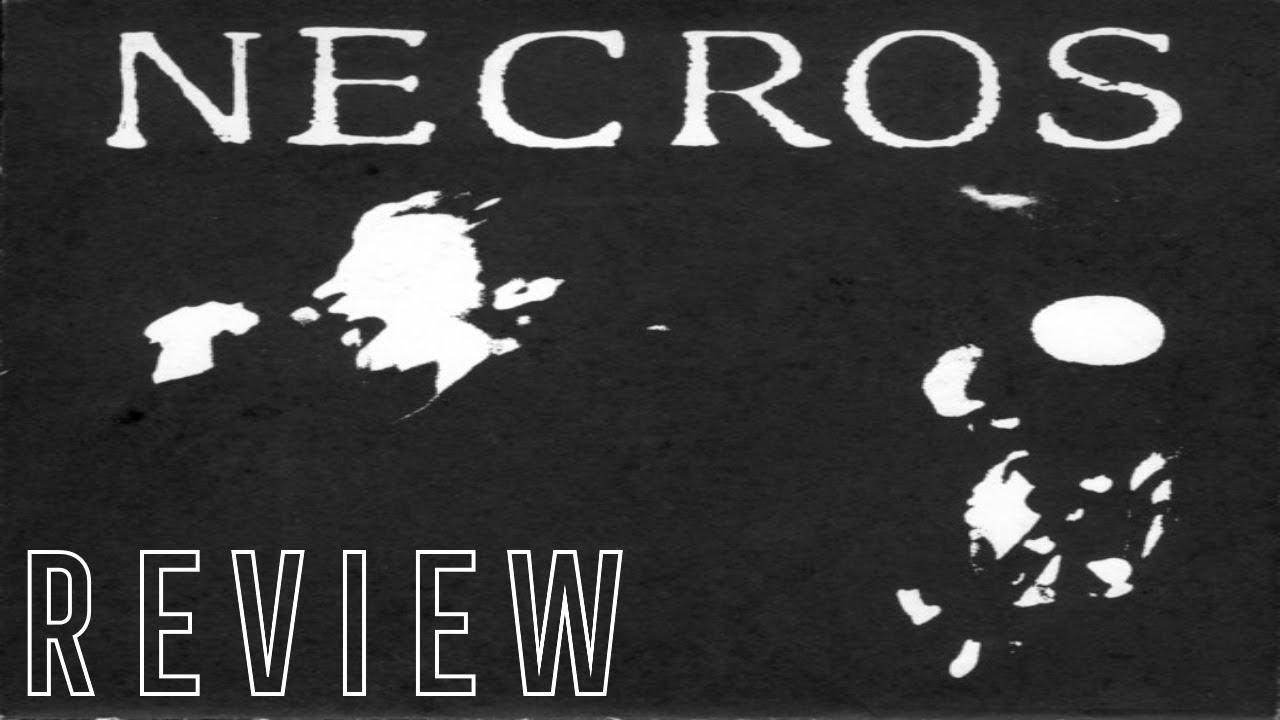 Necros – I Q  32 1981 (Review)