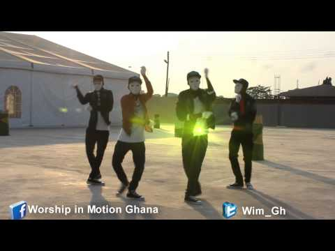 Preachers- Crazy for God Dance video by @WIM, @ FootprintPp (Azonto, Alkayida, Sekem, Shoki & More)