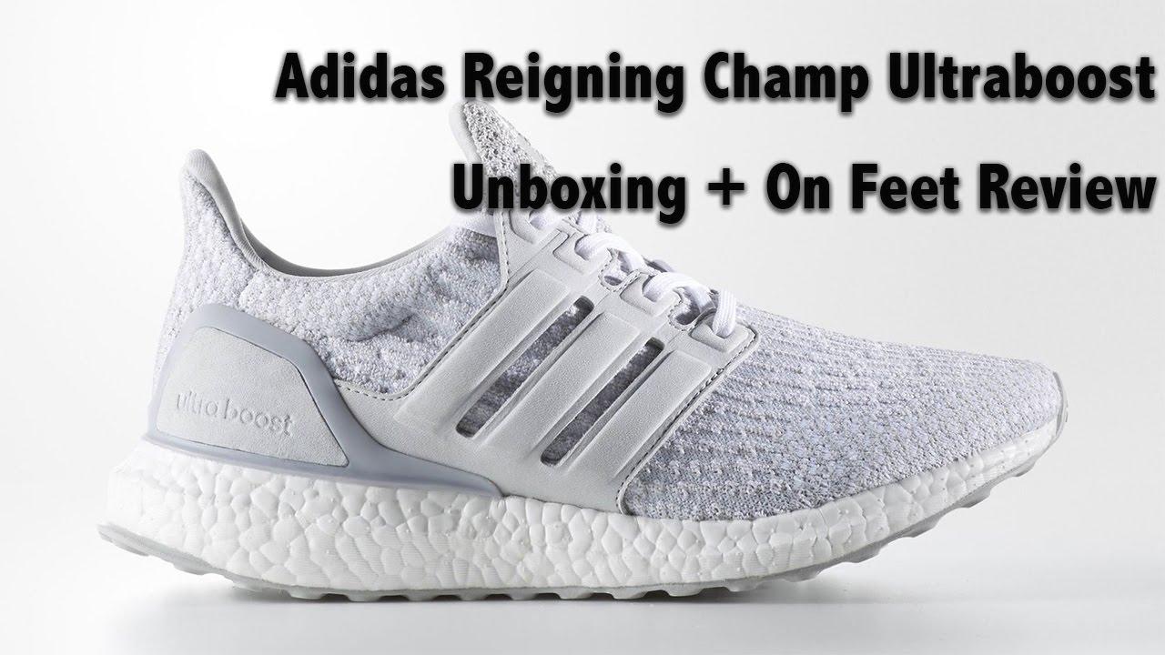 a44ebae86 Adidas Reigning Champ Ultraboost 3.0