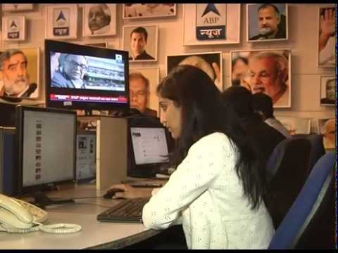 ABP News using Snappy TV
