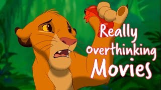 Really Overthinking Movies - The Lion King
