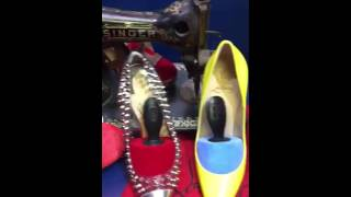 Custom made shoes NYC