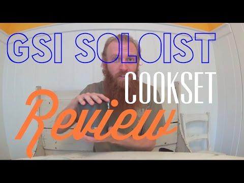 Post Thru Hike - GSI Soloist Cookset