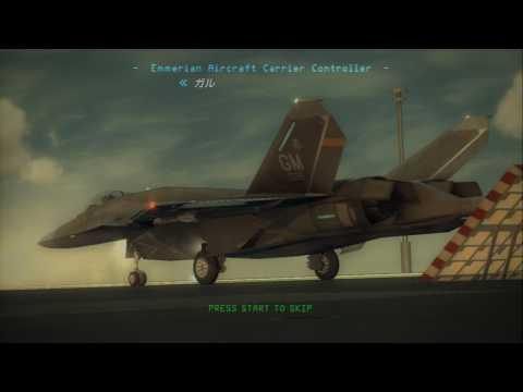 CFA-44(Nosferatu,ノスフェラト) - サン・ロマ強襲 - ACECOMBAT6 [USB3HDCAP]