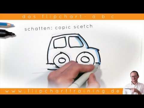 1-2-3 das flipchart-abc:  auto