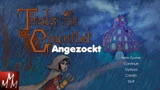 TRIALS OF THE GAUNTLET – Angezockt – 2D Platform Game German Review