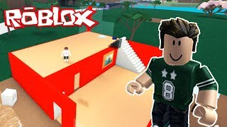 WE'RE MAKING OUR HOUSE! (ROBLOX SURVIVAL WITH IMPERATORFX) EP. 6