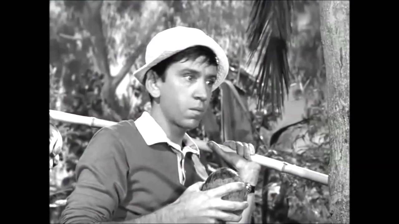 Gilligan's Island – SE1 – Ep1 – Two on a Raft