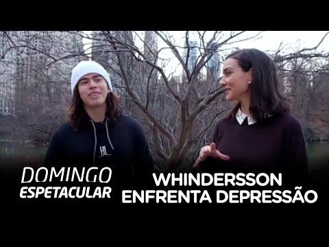 Whindersson Nunes enfrenta depressão e pede socorro nas redes sociais. Vídeo.