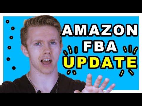 Amazon FBA Update!