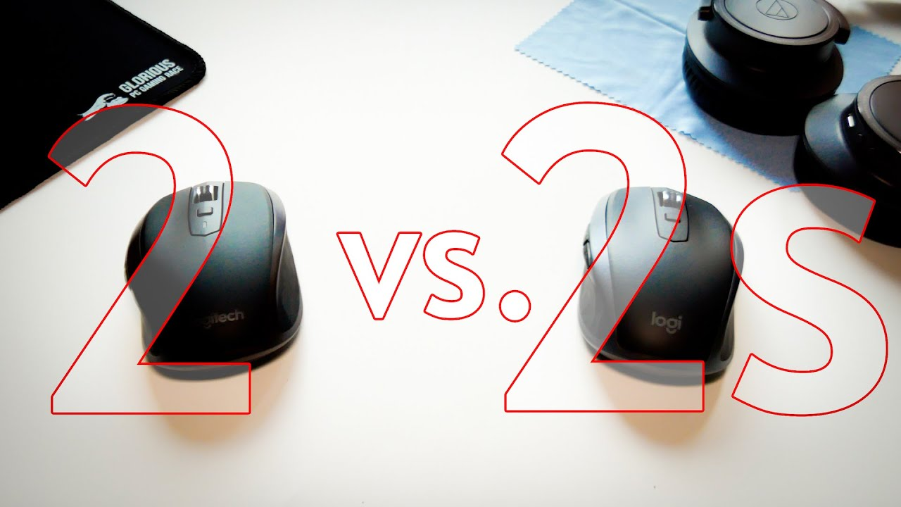 Logitech MX Anywhere 2 vs  2s: Big Little Mouse Differences!
