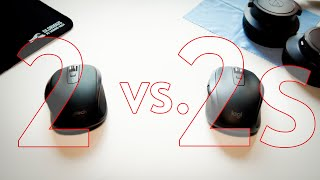 Logitech MX Anywhere 2 vs. 2s: Big Little Mouse Differences!